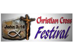 Christian Cross Festival logo